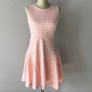 NWT Stitch Fix Pixley Peach Ponte Dress